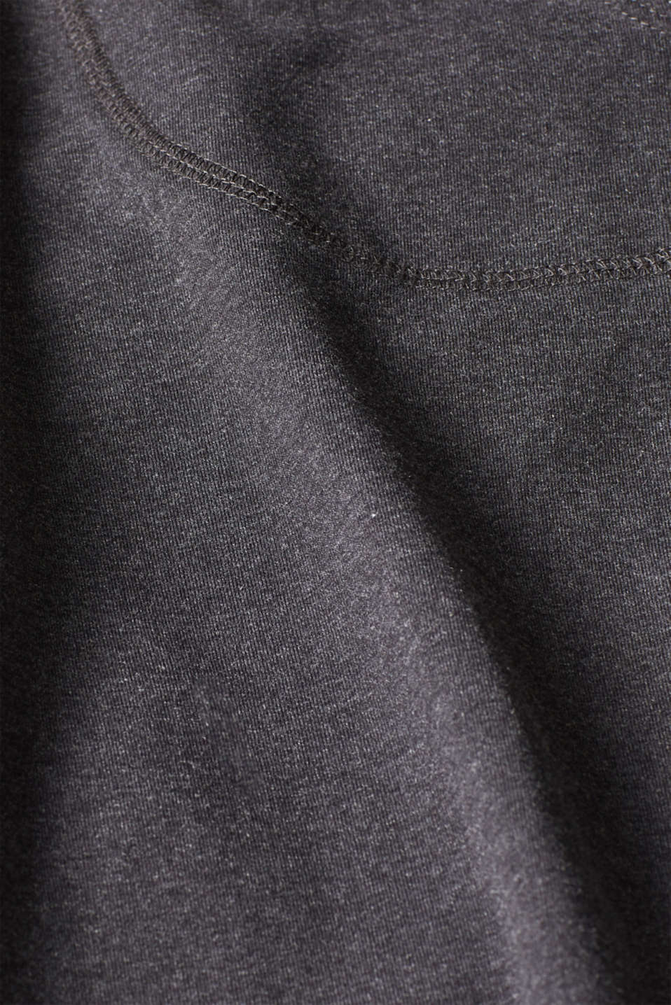 Pants knitted, ANTHRACITE 2, detail image number 3