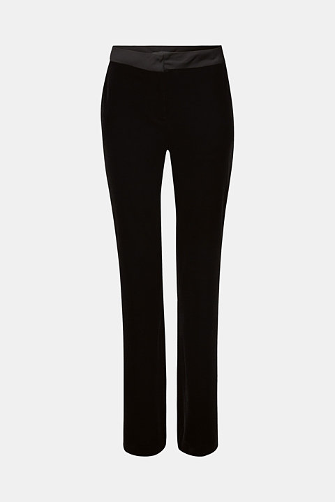 VELVET Mix + Match stretch trousers
