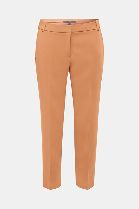 TECHNO TWILL mix + match stretch trousers