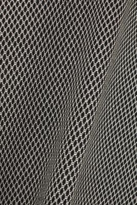 A-line skirt made of patterned jersey, GREY, detail