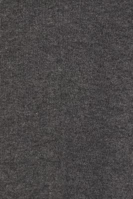 Fine knit bolero with LENZING™ ECOVERO, GUNMETAL 5, detail