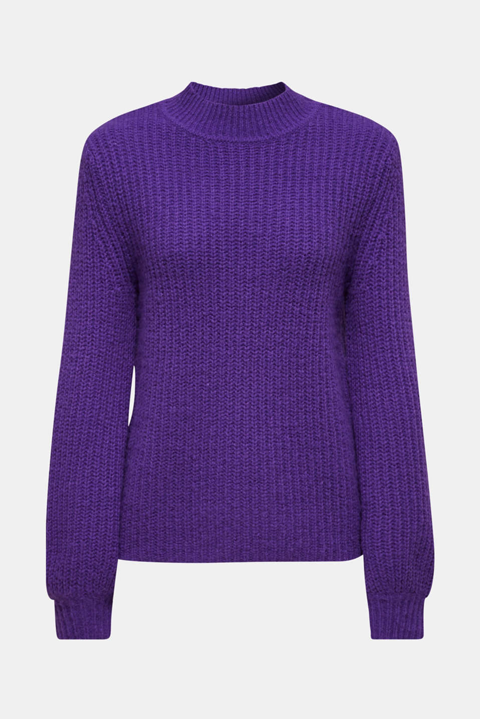 Sweaters, PURPLE, detail image number 7