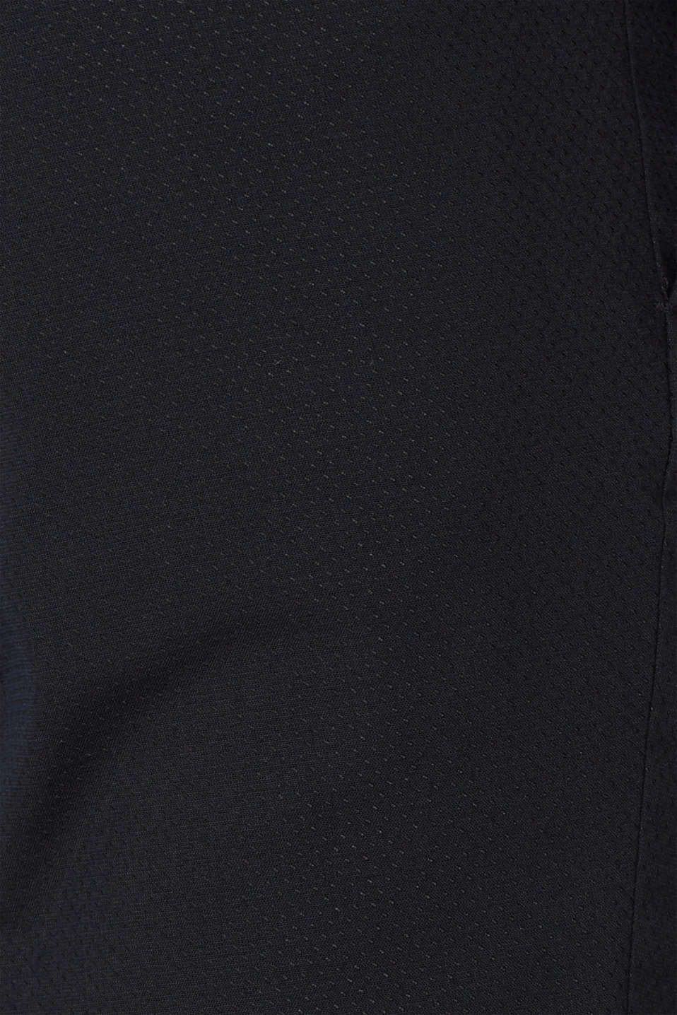 PARTY mix + match: Textured suit trousers, BLACK, detail image number 5