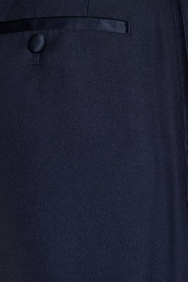 BLUE DINNER JACKET Mix + Match: Trousers with side stripes, NAVY, detail