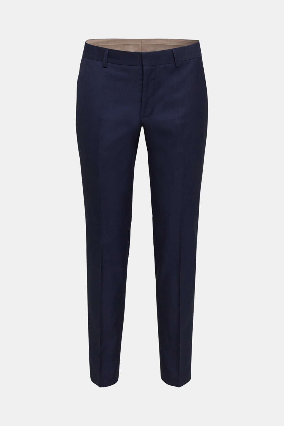 BLUE DINNER JACKET Mix + Match: Trousers with side stripes, NAVY, detail image number 6