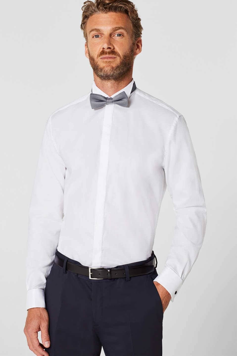 Esprit - Dinner jacket made of 100% cotton