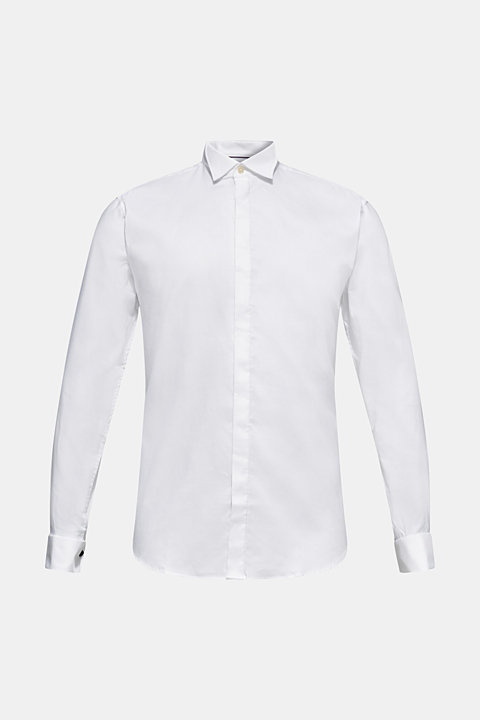 Dinner jacket made of 100% cotton