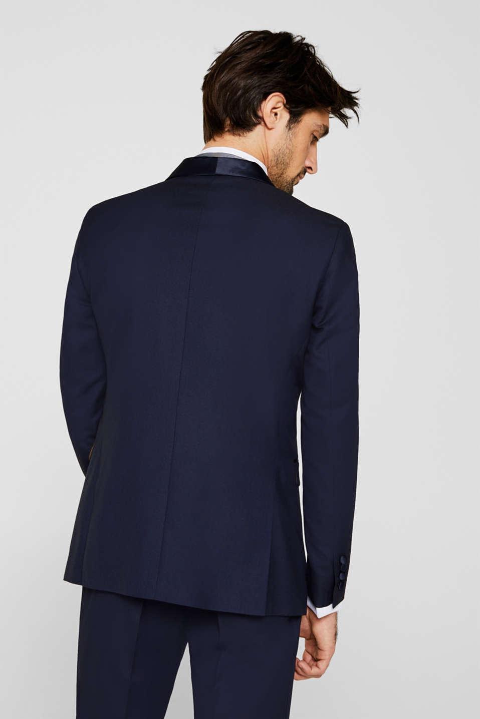 BLUE DINNER JACKET Mix + Match: sports jacket, NAVY, detail image number 3