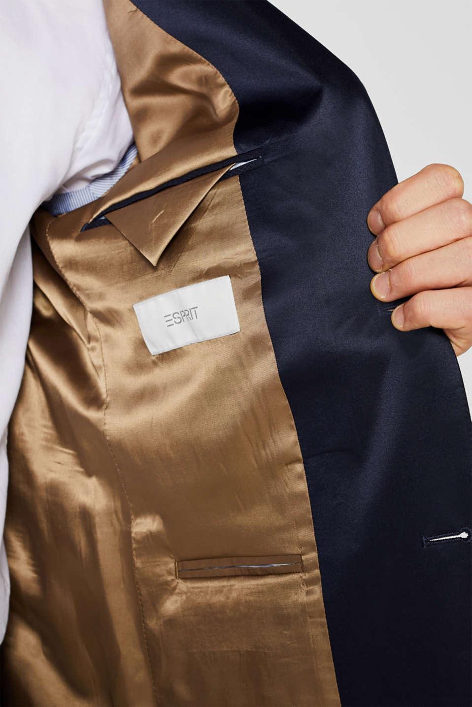 BLUE DINNER JACKET Mix + Match: sports jacket, NAVY, detail image number 2