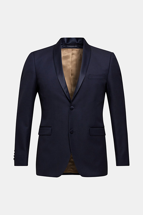 BLUE DINNER JACKET Mix + Match: sports jacket