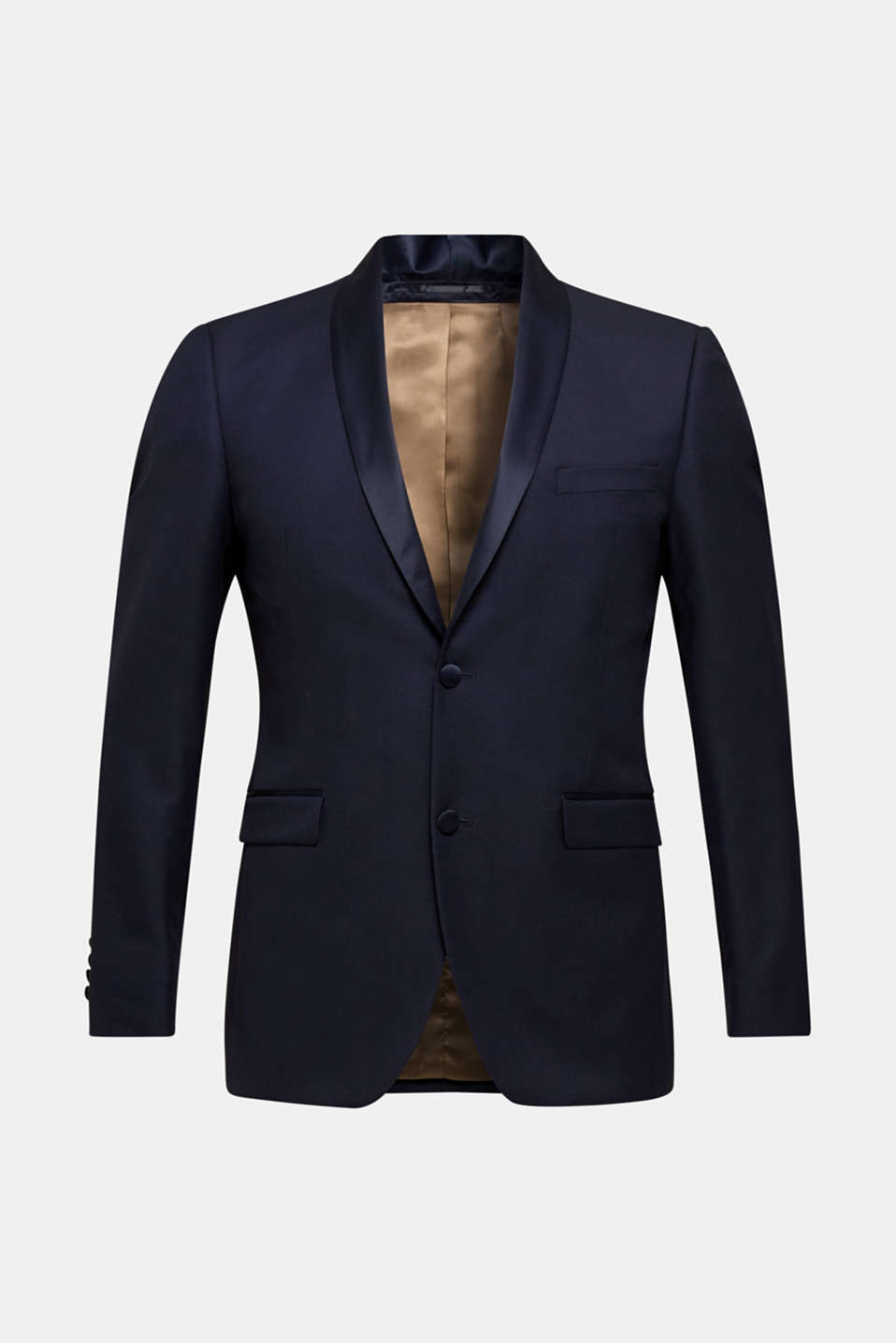 Blazers suit, NAVY, detail image number 7