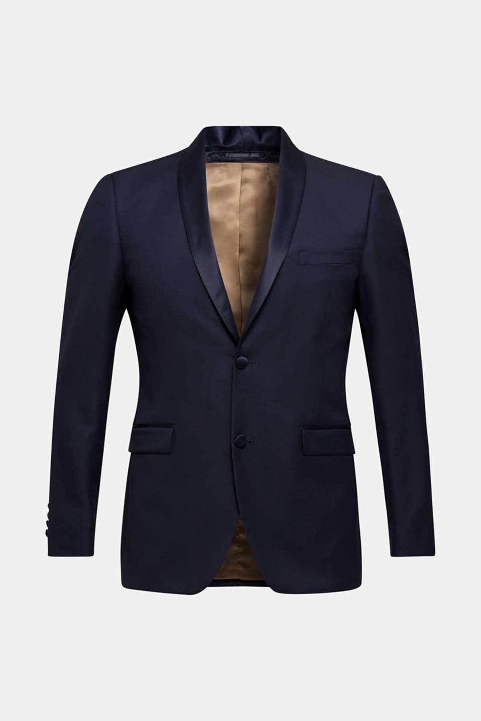 BLUE DINNER JACKET Mix + Match: sports jacket, NAVY, detail image number 7