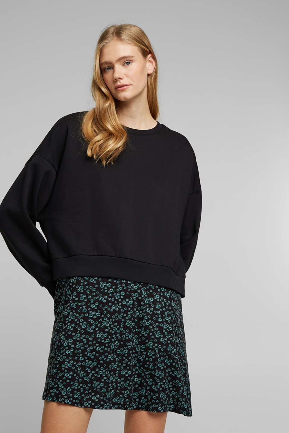 edc - Sweaterkleid mit Rock aus LENZING™ ECOVERO™ im ...