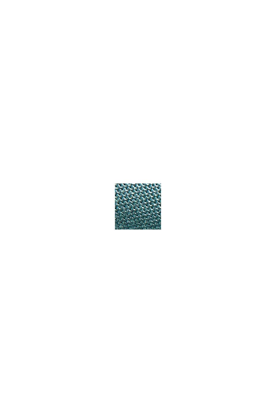 Blouse van LENZING™ ECOVERO™, DUSTY GREEN, swatch