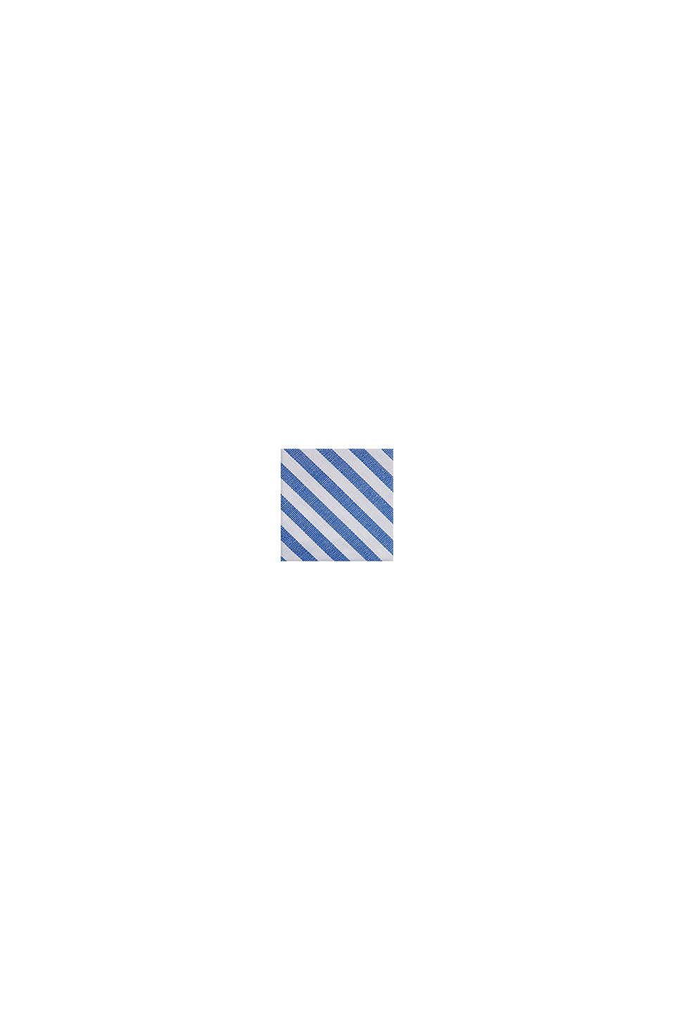 Puuvillaa: Röyhelösomisteinen pusero, LIGHT BLUE LAVENDER, swatch