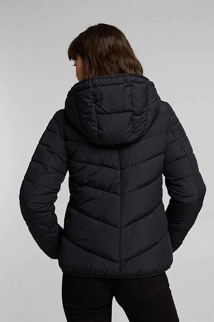 Recycelt: 3M™ Thinsulate™ Jacke, BLACK, detail image number 3