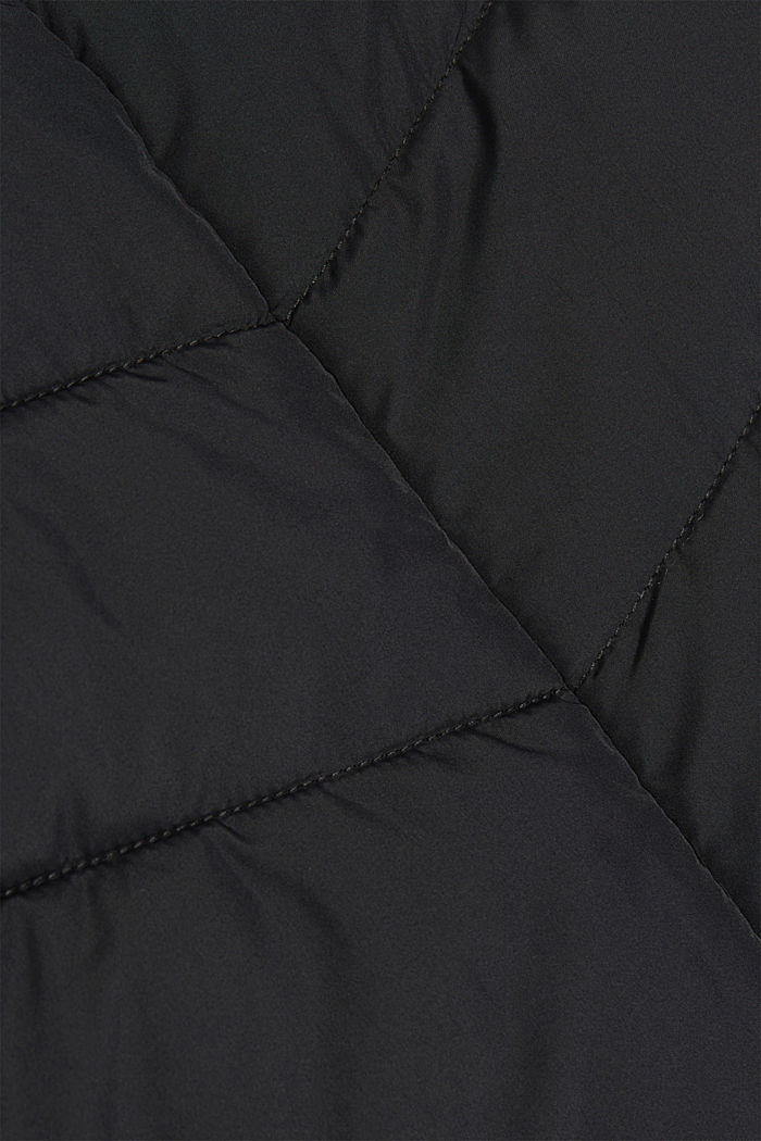 Recycelt: 3M™ Thinsulate™ Jacke, BLACK, detail image number 4
