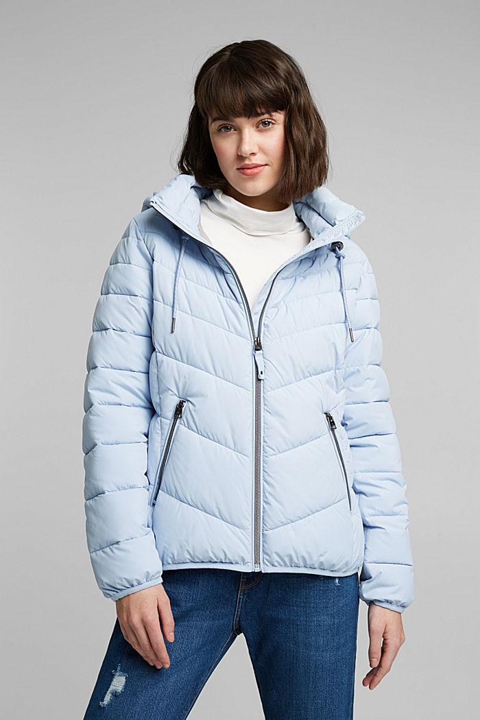 Reciclada: chaqueta Thinsulate™ de 3M™, LIGHT BLUE LAVENDER, detail image number 0