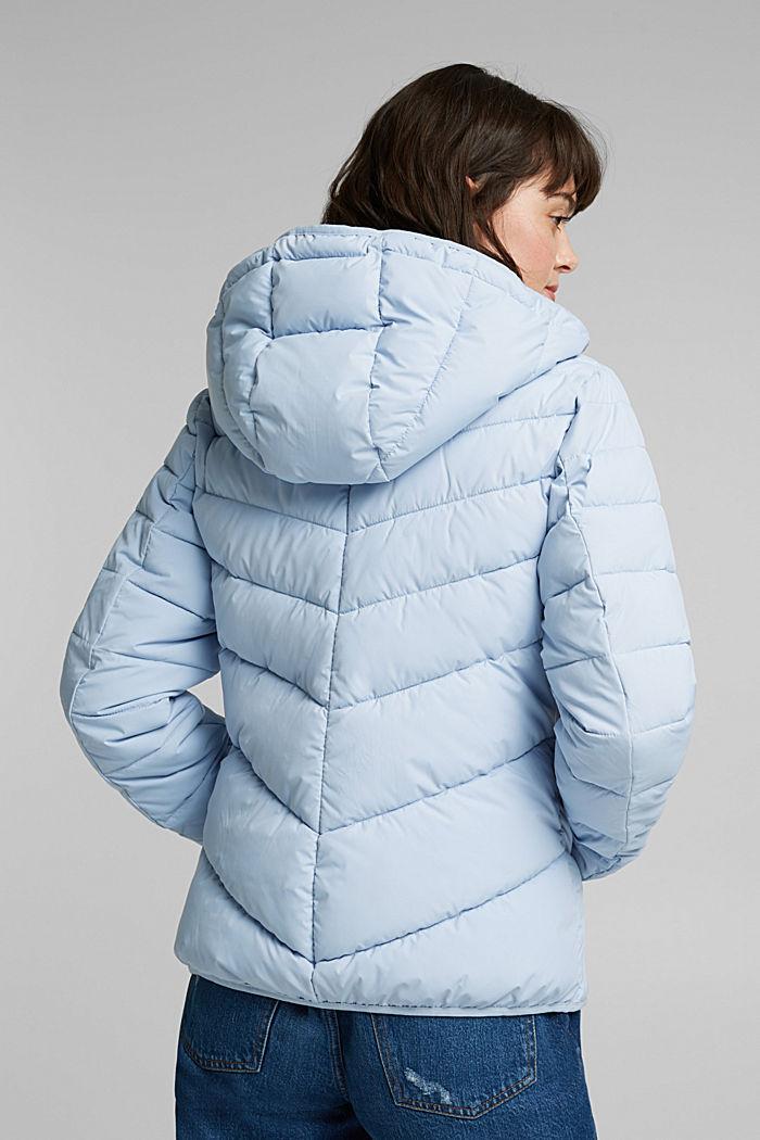 Reciclada: chaqueta Thinsulate™ de 3M™, LIGHT BLUE LAVENDER, detail image number 3