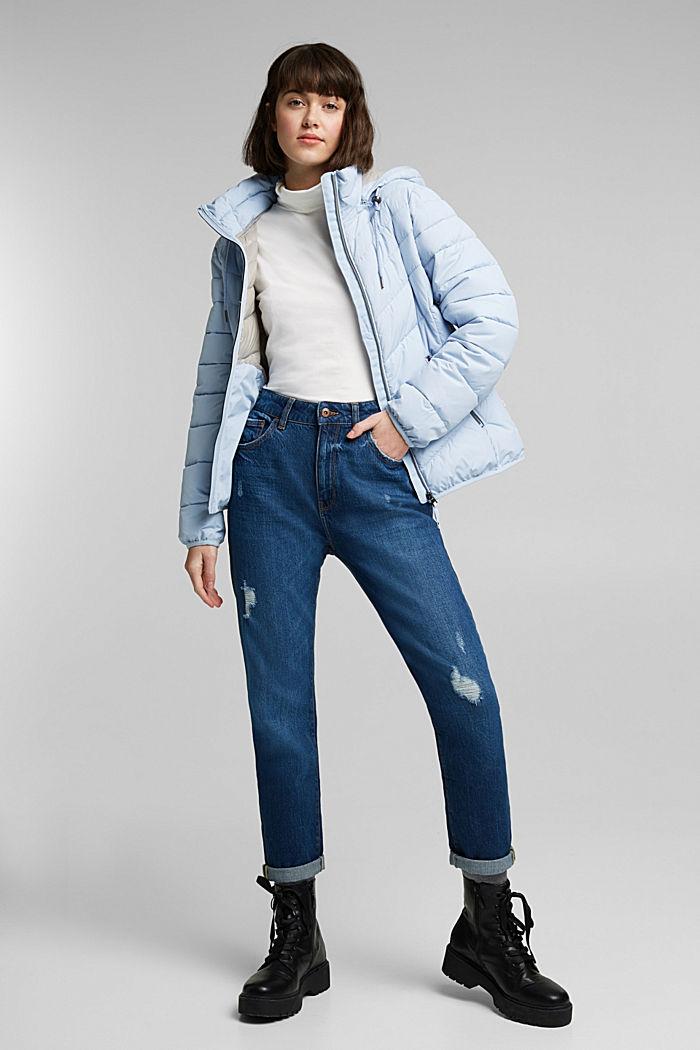 Reciclada: chaqueta Thinsulate™ de 3M™, LIGHT BLUE LAVENDER, detail image number 1