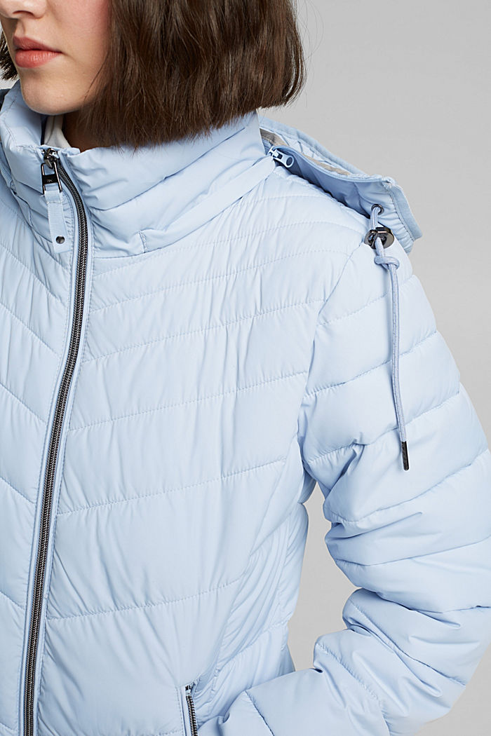 Reciclada: chaqueta Thinsulate™ de 3M™, LIGHT BLUE LAVENDER, detail image number 2