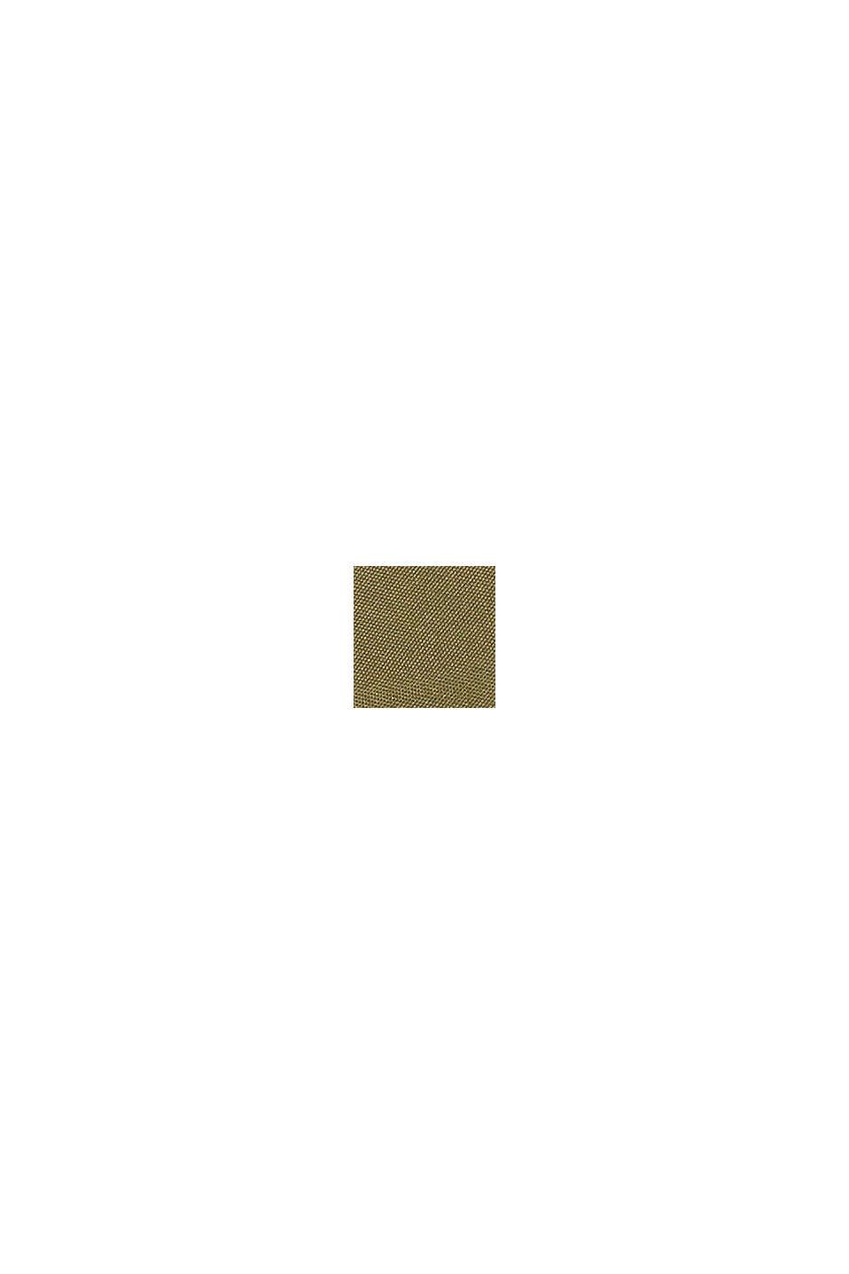 Gerecycled: mantel met 3M™ Thinsulate™-vulling, KHAKI GREEN, swatch