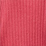 Wool blend: rib knit jumper, BLUSH, swatch