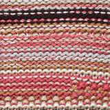 Textured jumper containing organic cotton, BLUSH, swatch
