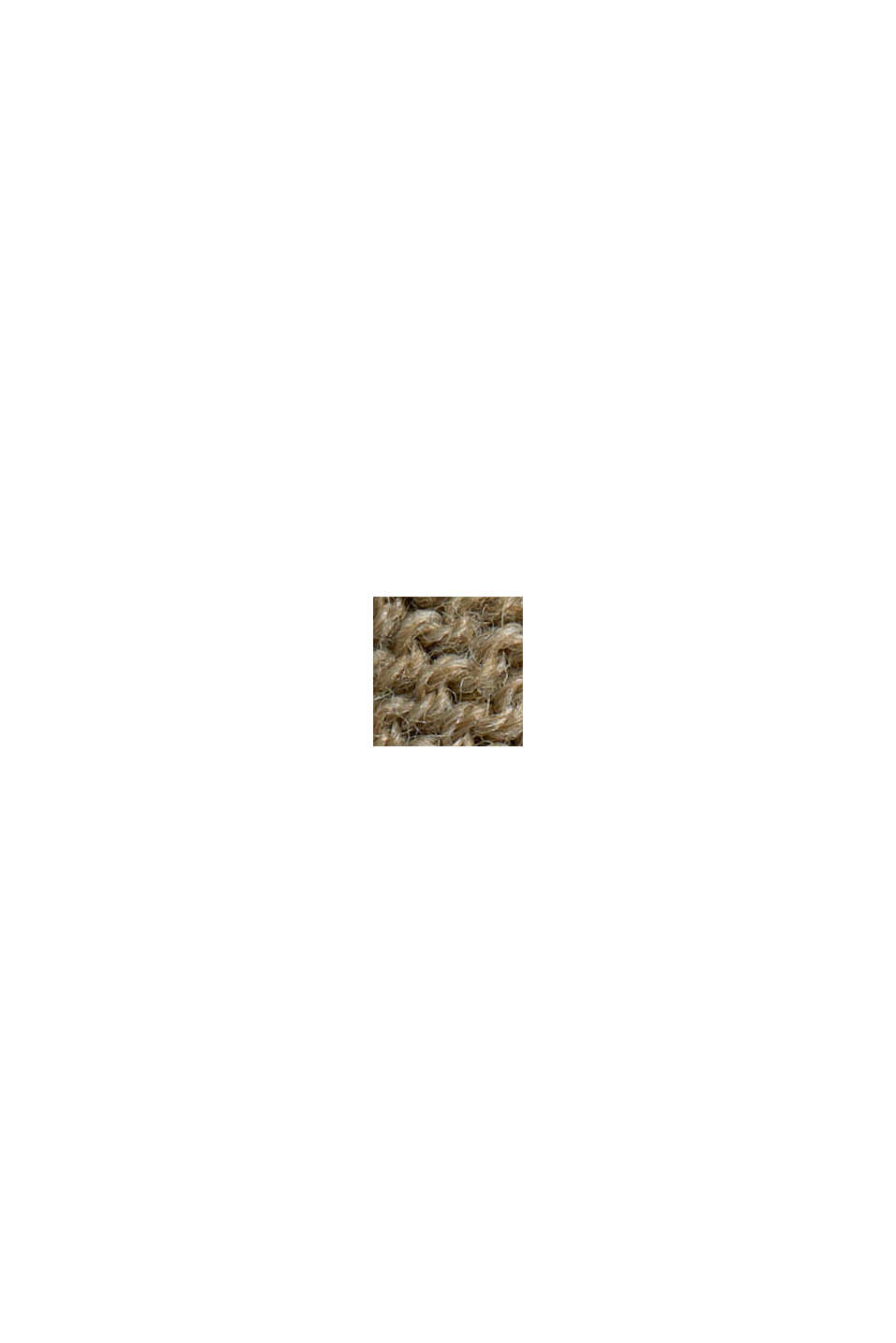 Kardigan bez zapięcia, 100% bawełny ekologicznej, LIGHT KHAKI, swatch