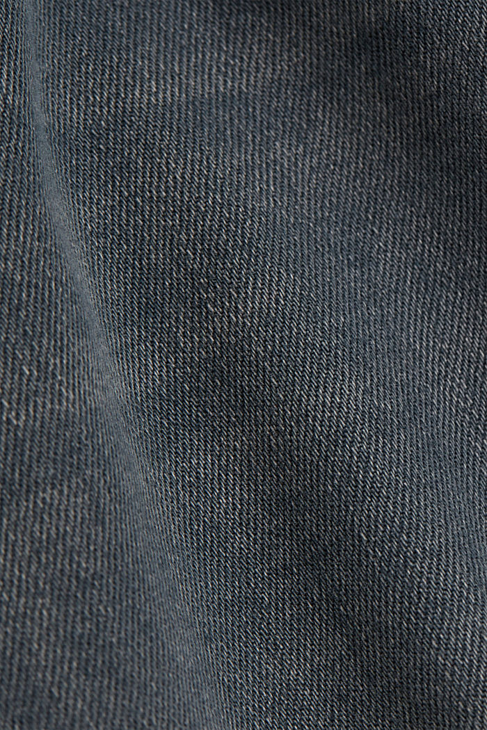 Stretch-Jeans mit Organic Cotton, BLUE GREY MEDIUM WASHED, detail image number 5