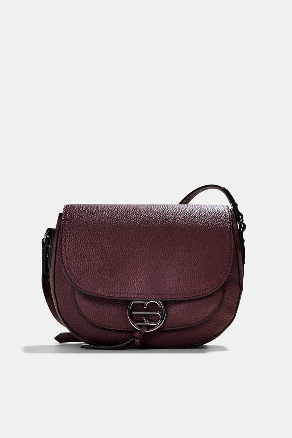 Esprit - Vegan: saddle bag in similpelle
