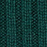 Made of merino wool: snood with a logo zip, DARK GREEN, swatch