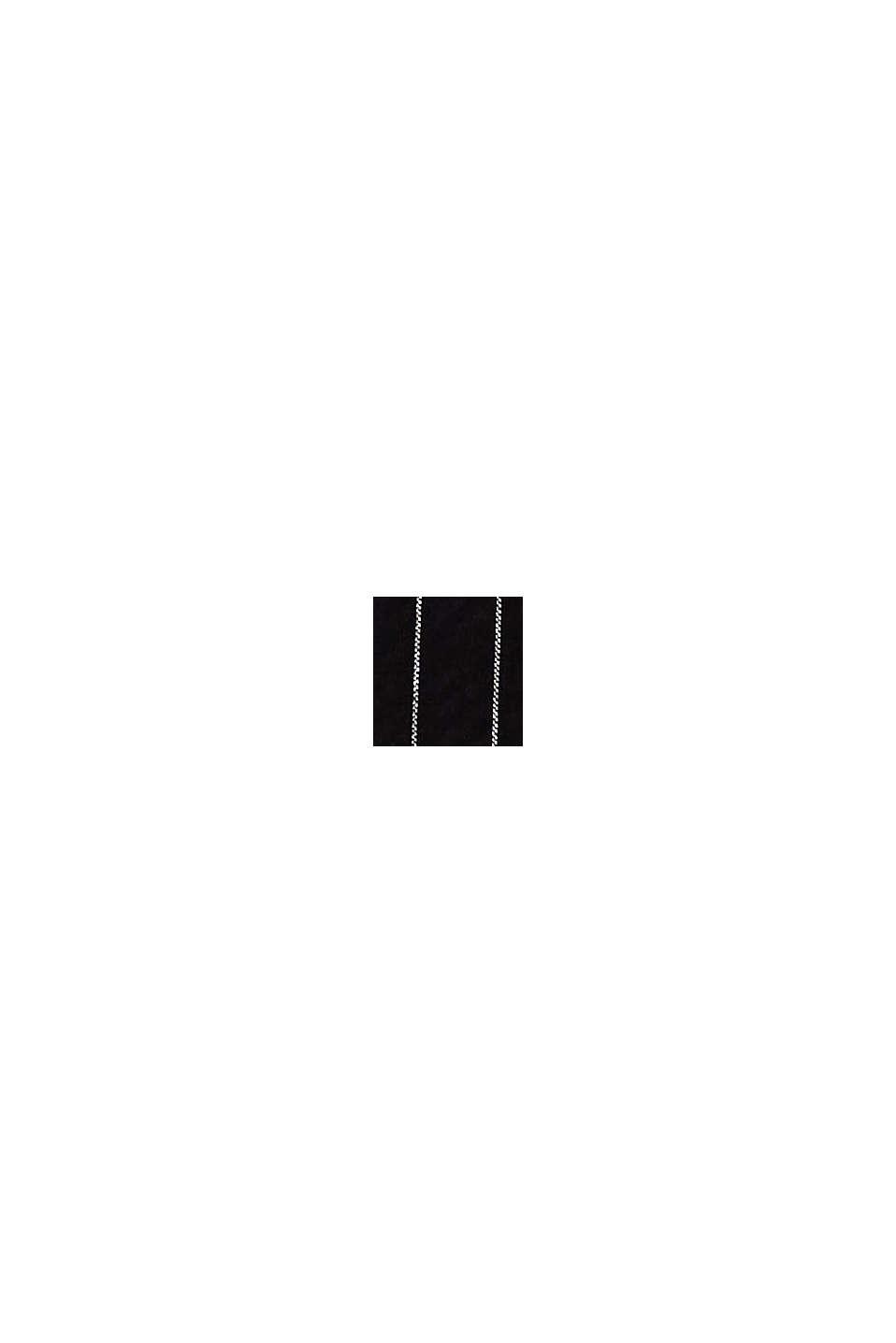 Unisex-Maske aus Baumwolle, BLACK, swatch