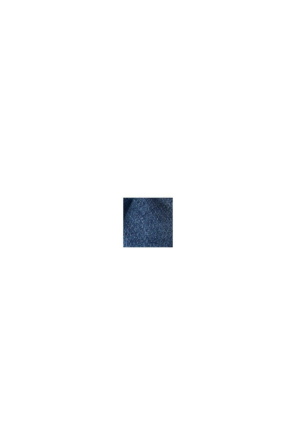 Vaqueros elásticos con algodón ecológico, BLUE MEDIUM WASHED, swatch