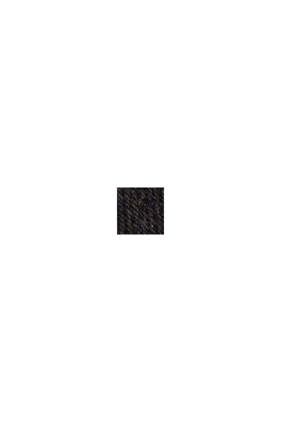 Shaping jeans met biologisch katoen, BLACK RINSE, swatch