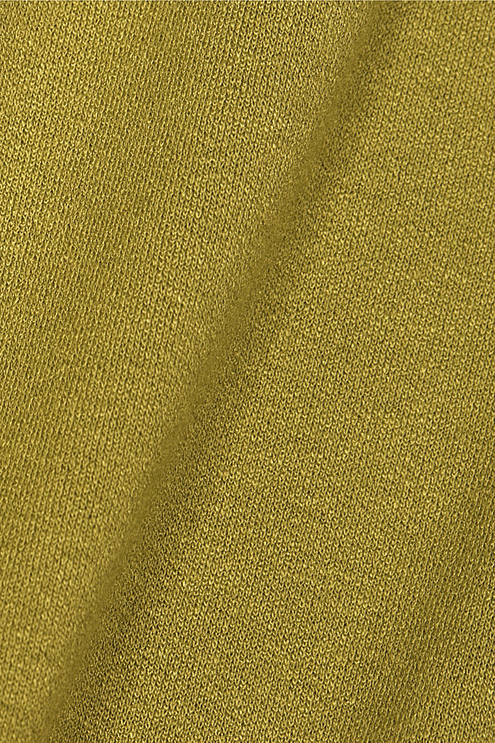 LENZING™ ECOVERO™ dress, OLIVE, detail image number 4