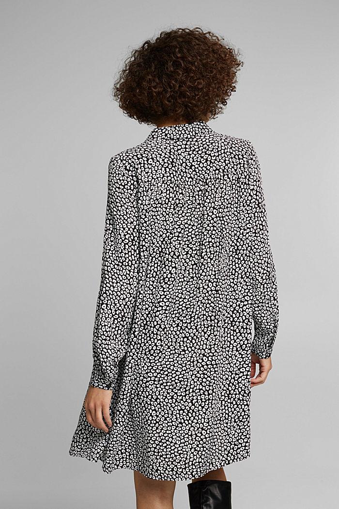 LENZING™ ECOVERO™ dress, BLACK, detail image number 2