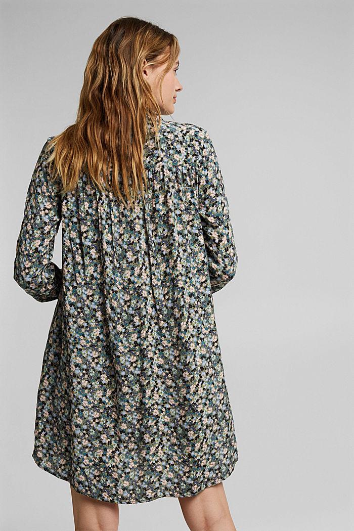 LENZING™ ECOVERO™ dress, KHAKI, detail image number 2