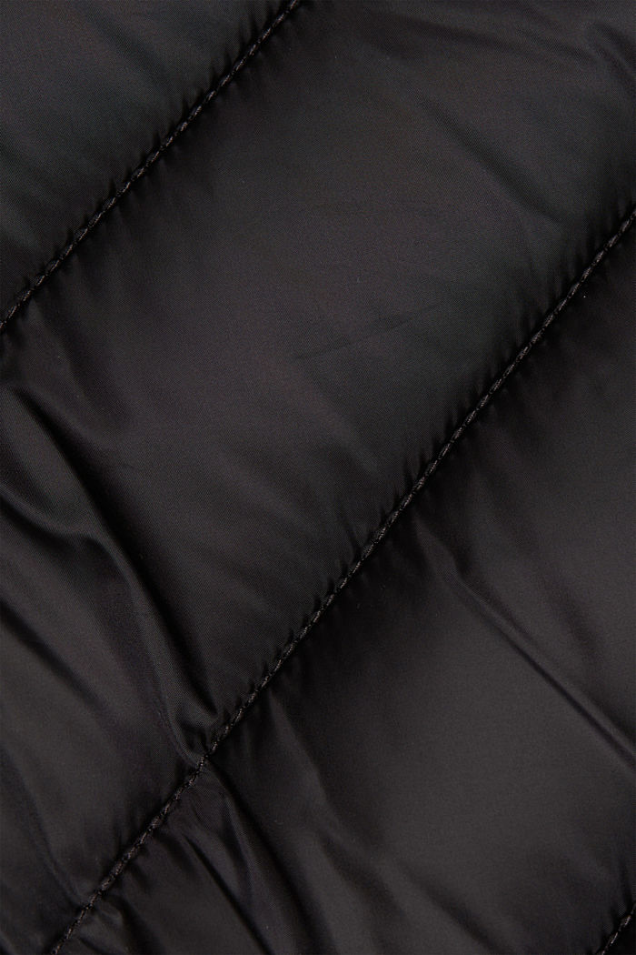 Recycled: 3M™ Thinsulate™ jacket, BLACK, detail image number 4