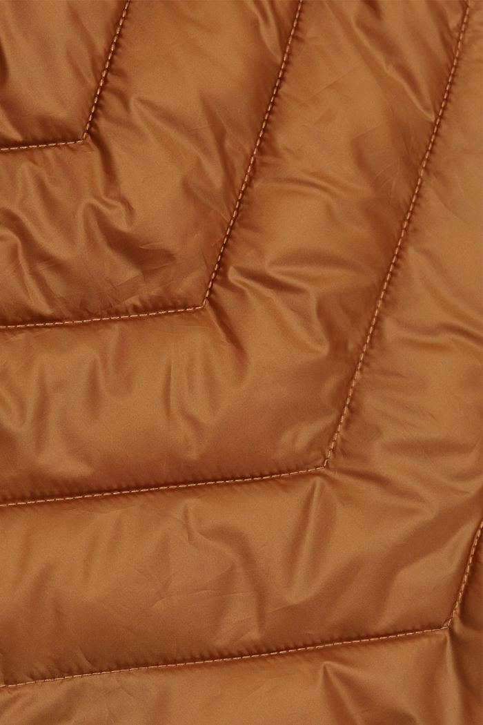 Recycled: 3M™ Thinsulate™ jacket, CAMEL, detail image number 4