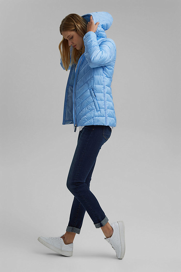 Recycelt: 3M™ Thinsulate™ Jacke, LIGHT BLUE, detail image number 1
