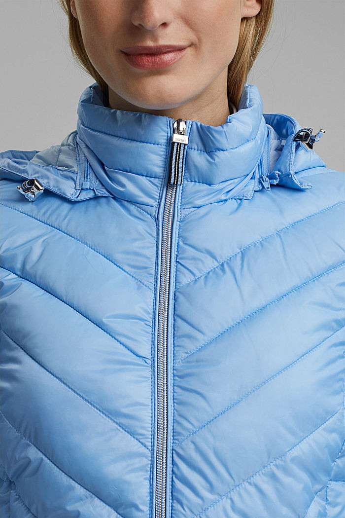Recycelt: 3M™ Thinsulate™ Jacke, LIGHT BLUE, detail image number 2