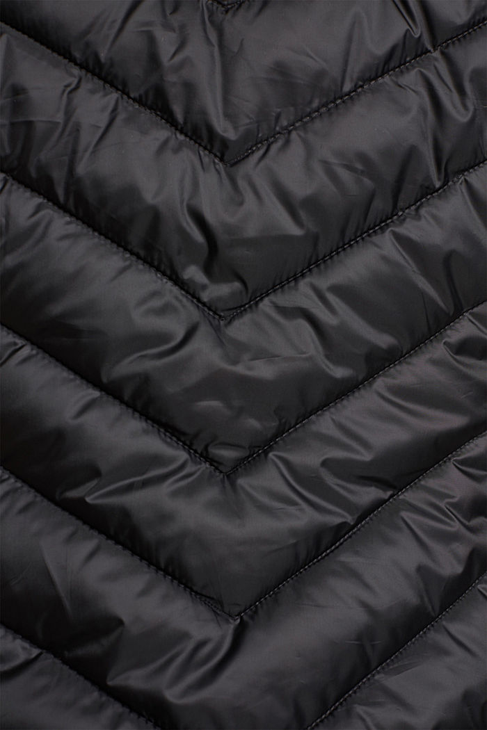 Quilted body warmer with 3M™ Thinsulate™, BLACK, detail image number 4