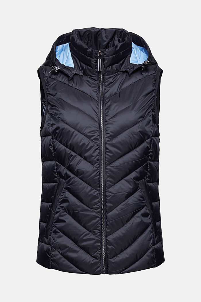 Quilted body warmer with 3M™ Thinsulate™
