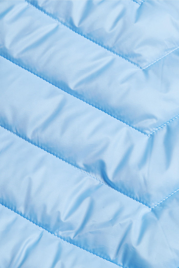 Quilted body warmer with 3M™ Thinsulate™, LIGHT BLUE, detail image number 4