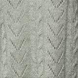 Mit Wolle und Alpaka: Ajour-Pullover, DUSTY GREEN, swatch
