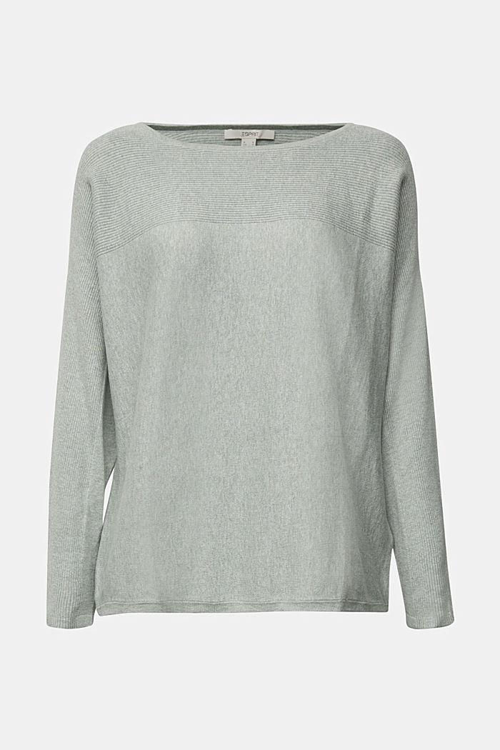Pullover aus 100% Organic Cotton