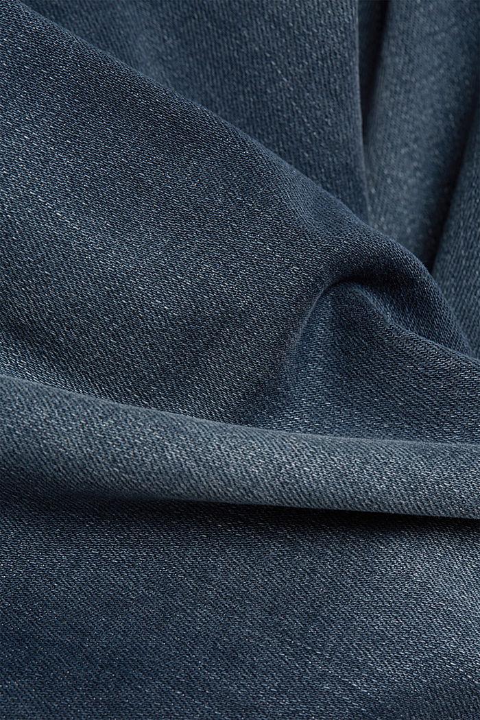 Dynamic denim with super stretch for comfort, BLUE MEDIUM WASHED, detail image number 5