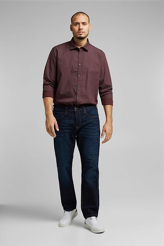 Jeans mit Organic Cotton, BLUE DARK WASHED, detail image number 2