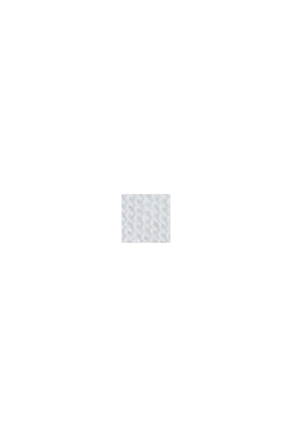Buttondownoverhemd van katoen-stretch, WHITE, swatch